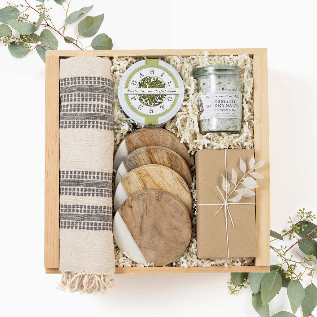 Home Sweet Home Box - Loved and Found | Custom and Curated Gift Boxes