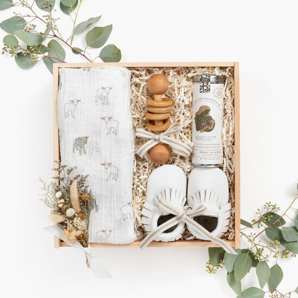 Bundle of Joy Box - Loved and Found | Custom and Curated Gift Boxes