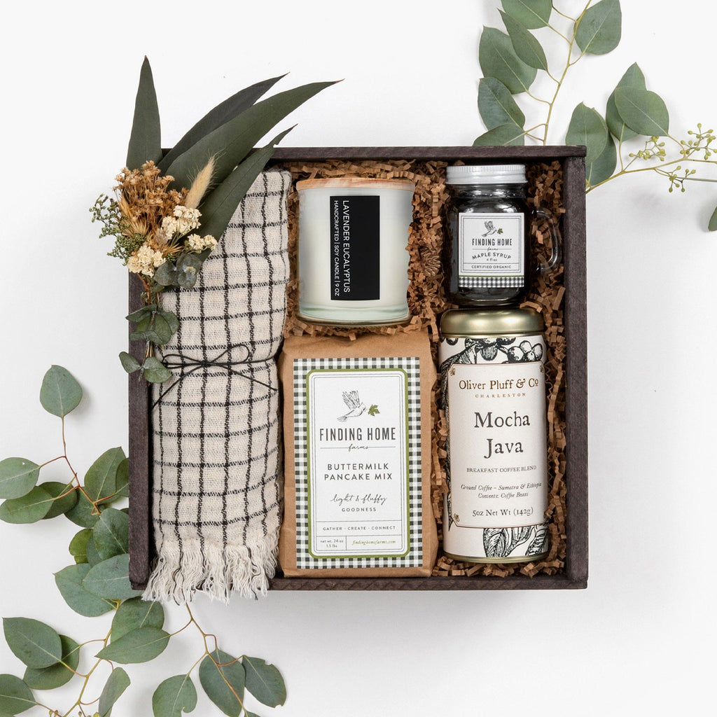 Sunday Morning Box - Loved and Found | Custom and Curated Gift Boxes