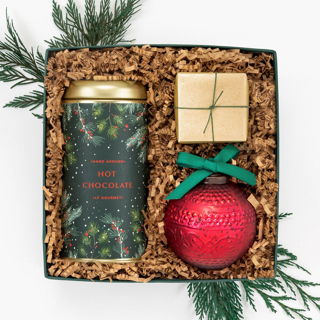 Christmas Ornament Gift Box