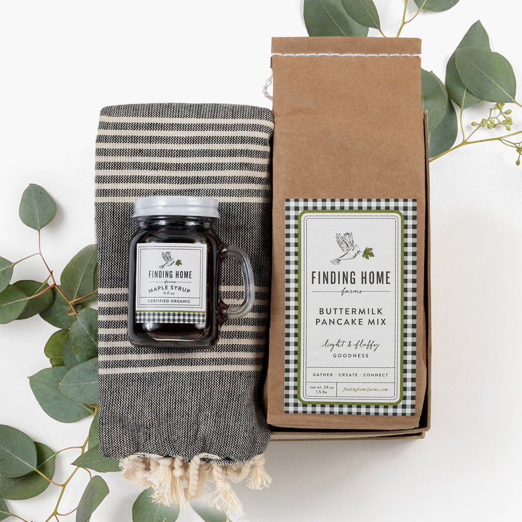 Curated Pancake Breakfast Gift Box