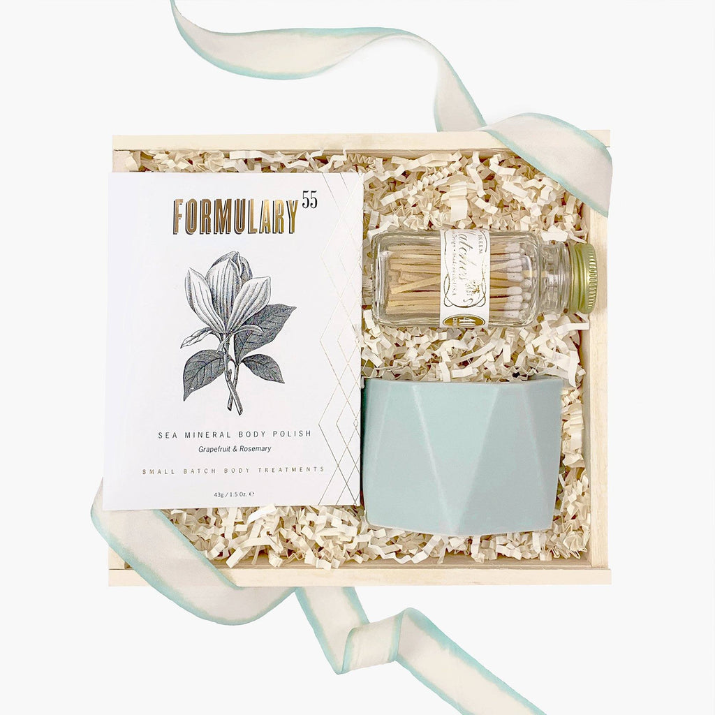 Petite Serenity Spa Gift Box from Loved and Found
