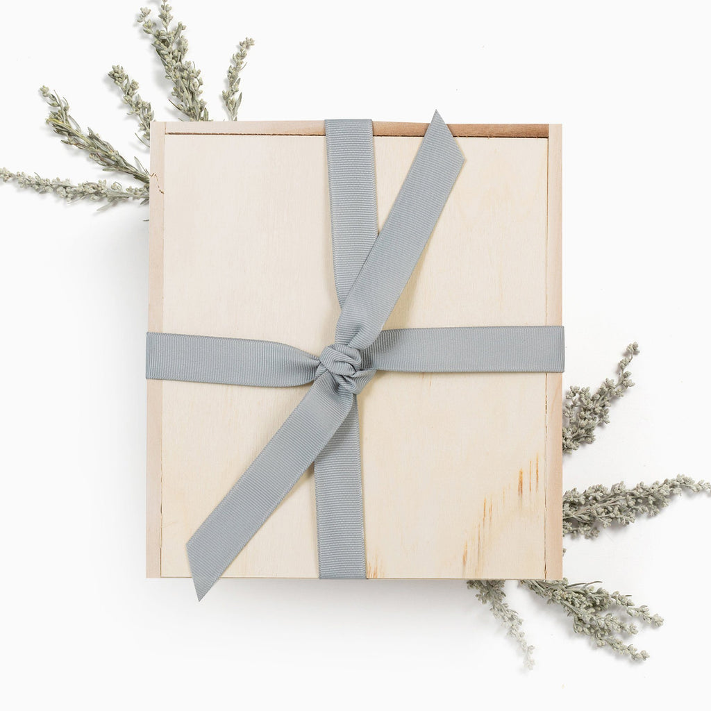 Wooden Curated Gift Box