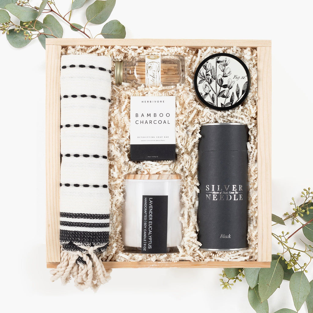 Unwind Spa Neutral Gift Box
