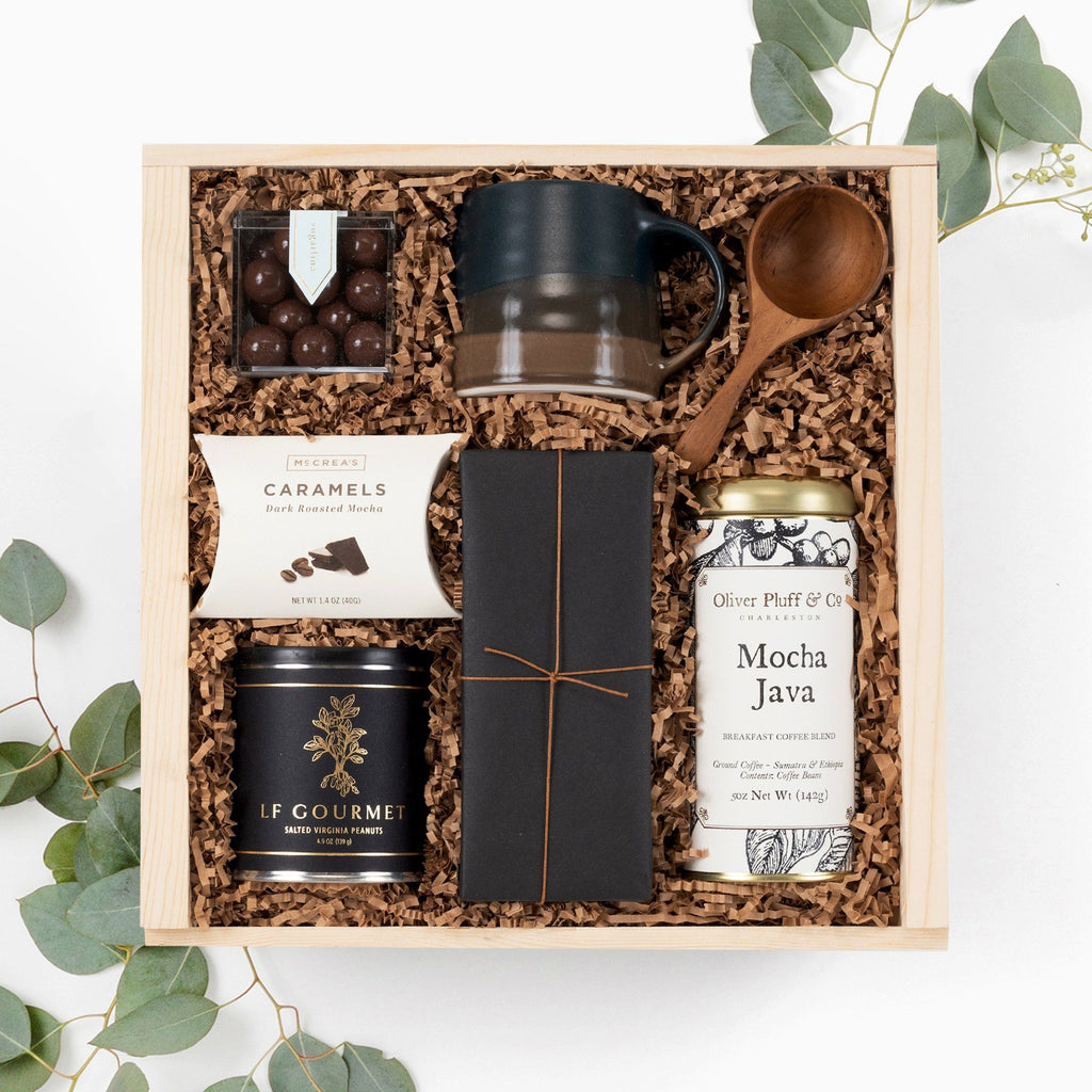 Coffee Break Snack Gift Box