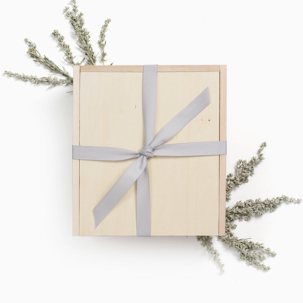 Lavender-Petite-Spa-Curated-Gift-Box-Loved-and-Found-in-wood-box