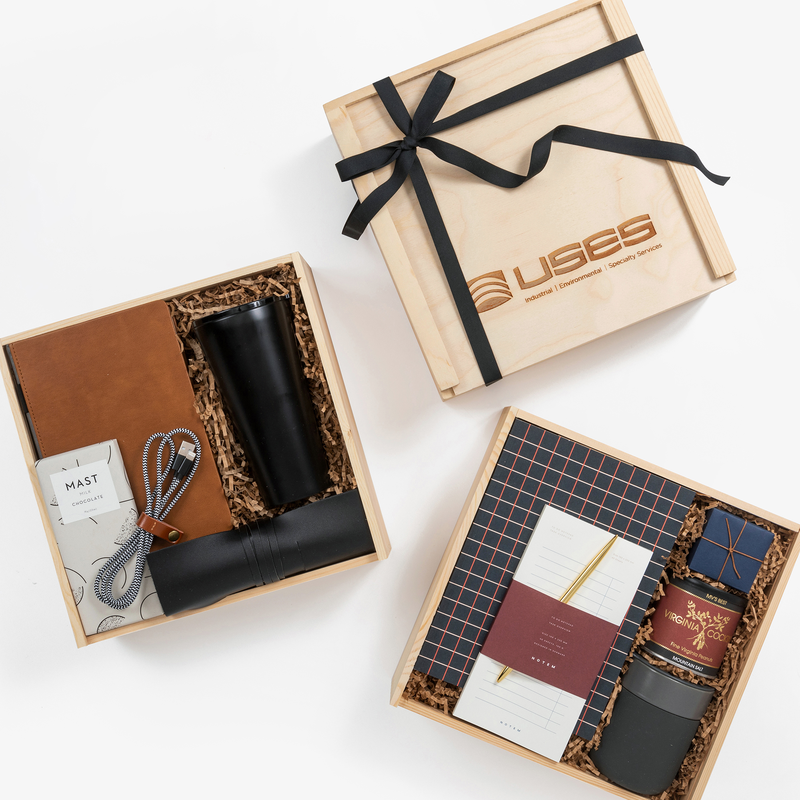 Corporate and Client Gift Boxes