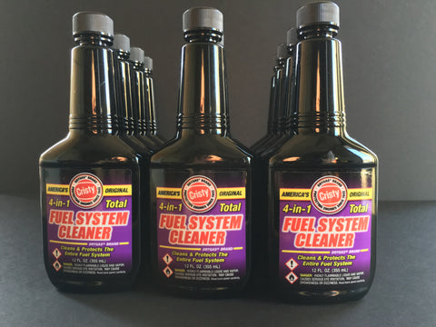 4-in-1 Total Fuel System Cleaner 12 pack (Free Shipping)