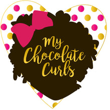 My Chocolate Curls