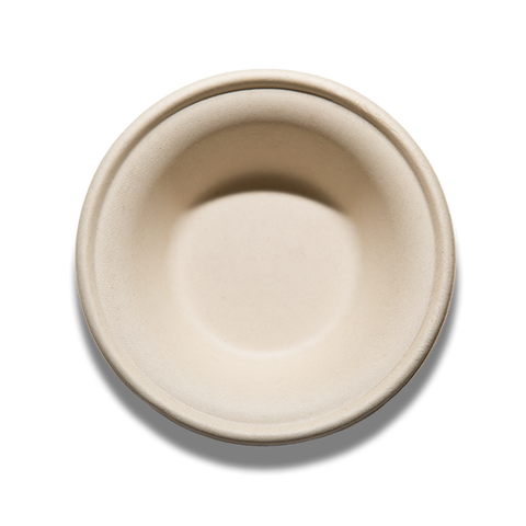 Tranlin 11.5 oz Compostable / Biodegradable Bowls