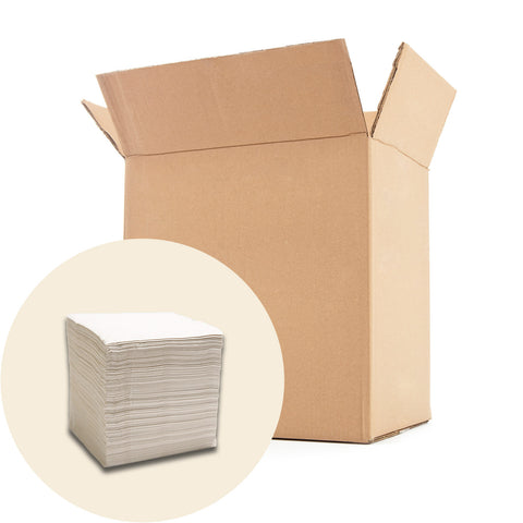 Case of Beverage Napkins - 2400 napkins! (Tranlin-branded)