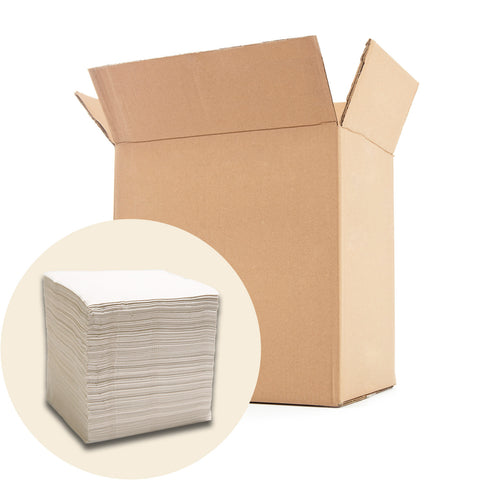 Case of Lunch Napkins - 2400 napkins! (Tranlin-branded)