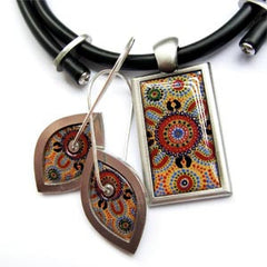 Aboriginal artists designer jewellery