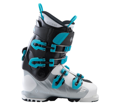 BLACK DIAMOND Shiva Mx 110 Women's Alpine Touring Ski Boots - 2016