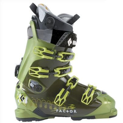 BLACK DIAMOND Factor Ski Boots - 2012