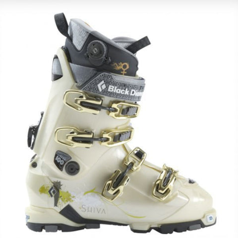 BLACK DIAMOND Shiva Women's Alpine Touring Ski Boots - 2013