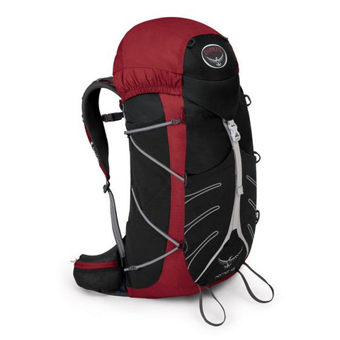 Osprey 46 Hornet Backpack - Crimson