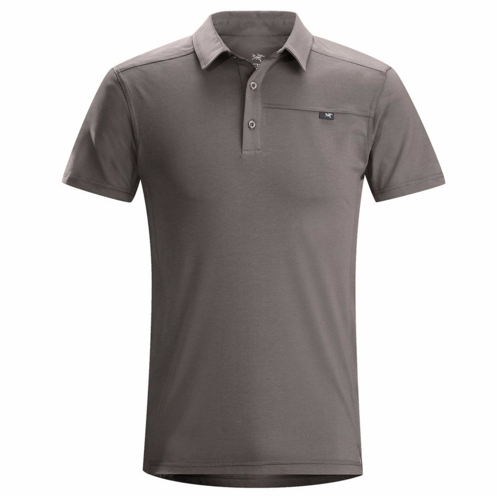 Arc'teryx Captive Polo - Men's	 /Plum Grey/