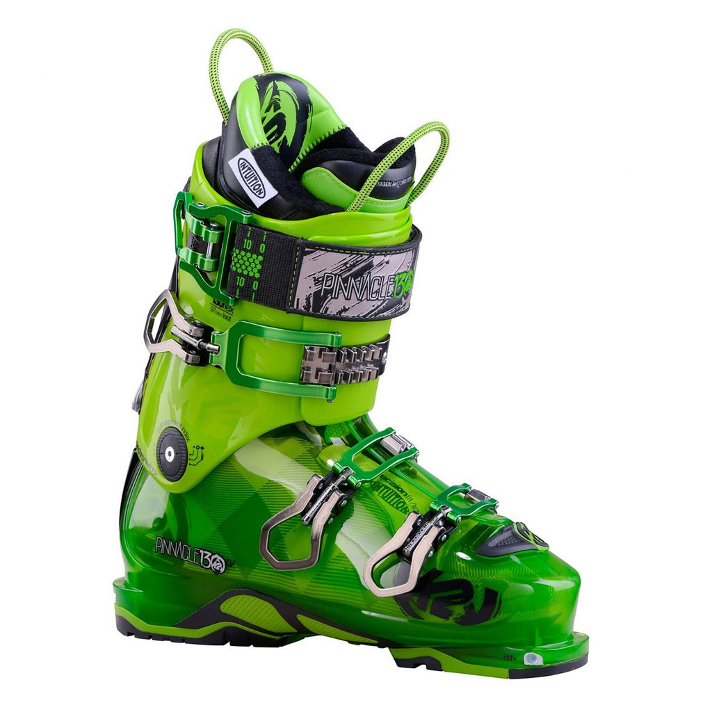 K2 Pinnacle 130 LV Ski Boots - Men's 2015