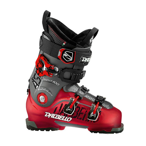 Dalbello Aspect 100 - Men's 2015 /Red Trans/Anthracite/
