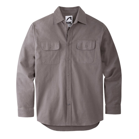 Mountain Khakis Ranger Chamois Shirt - Men's /Castlerock/