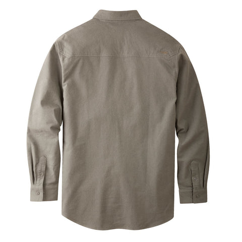 Mountain Khakis Ranger Chamois Shirt - Men's /Dark Olive/
