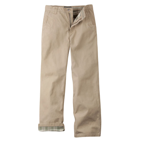 Mountain Khakis Flannel-Lined Original Mountain Pant - Men's	 /Freestone/