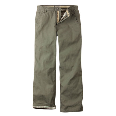 Mountain Khakis Flannel-Lined Original Mountain Pant - Men's	 /Pine/