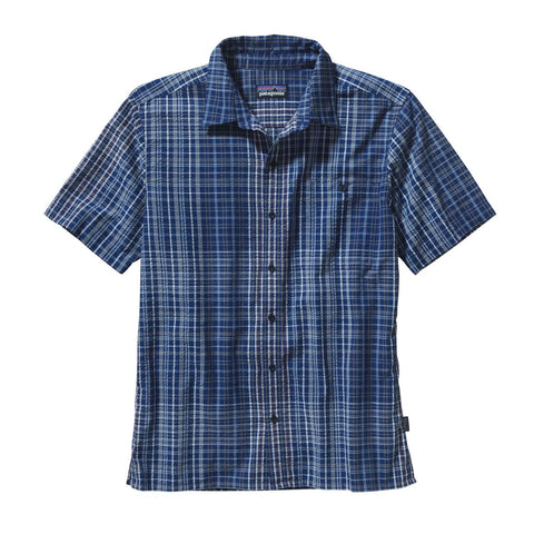 Patagonia Puckerware Shirt - Men's - Sisar: Channel Blue