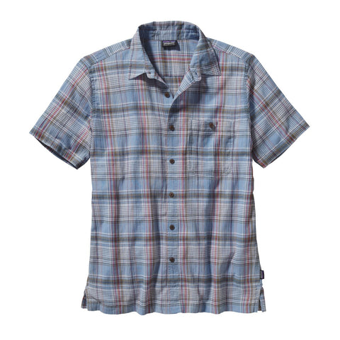 Patagonia A/C Shirt - Men's - Santa Ana: Skipper Blue