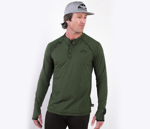 Men's Base Layer Tops
