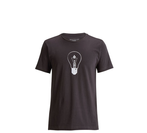 BLACK DIAMOND Short Sleeve Idea Tee