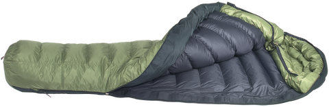 WESTERN MOUNTAINEERING Lynx Gore Windstopper Sleeping Bag