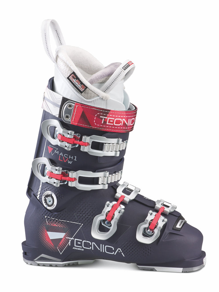 TECNICA Mach1 105 Low Volume Womens Ski Boots - 2017