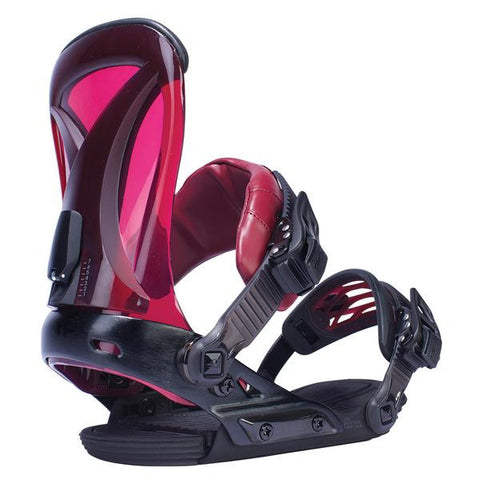 RIDE SNOWBOARDS DVA Womens Snowboard Bindings - 2017
