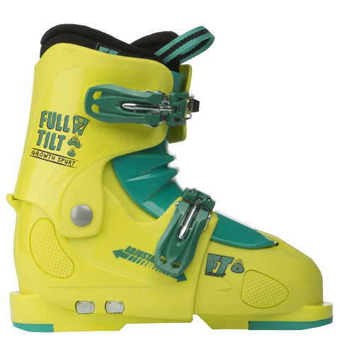 Full Tilt Growth Spurt Junior Ski Boots - 2017