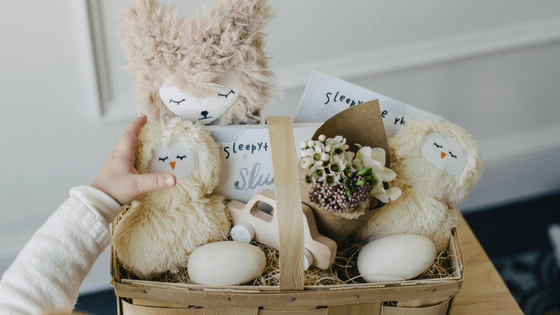 Slumberkins Picks: Easter Basket Ideas