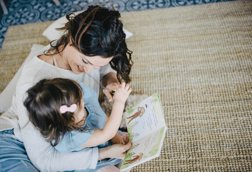Benefits of Reading with your Child