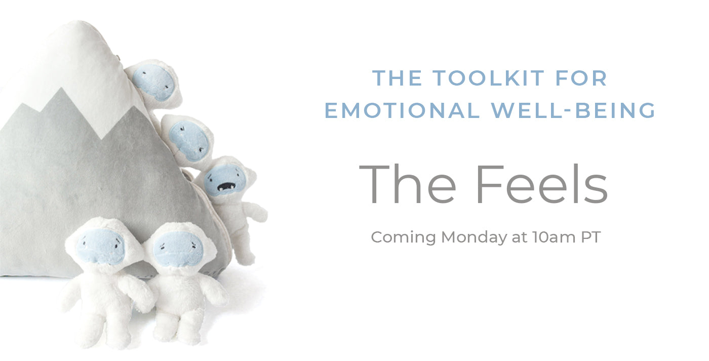 The Feels. The New Toolkit for Emotional Well-Being