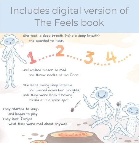 The Feels Educator Curriculum (Digital Download)
