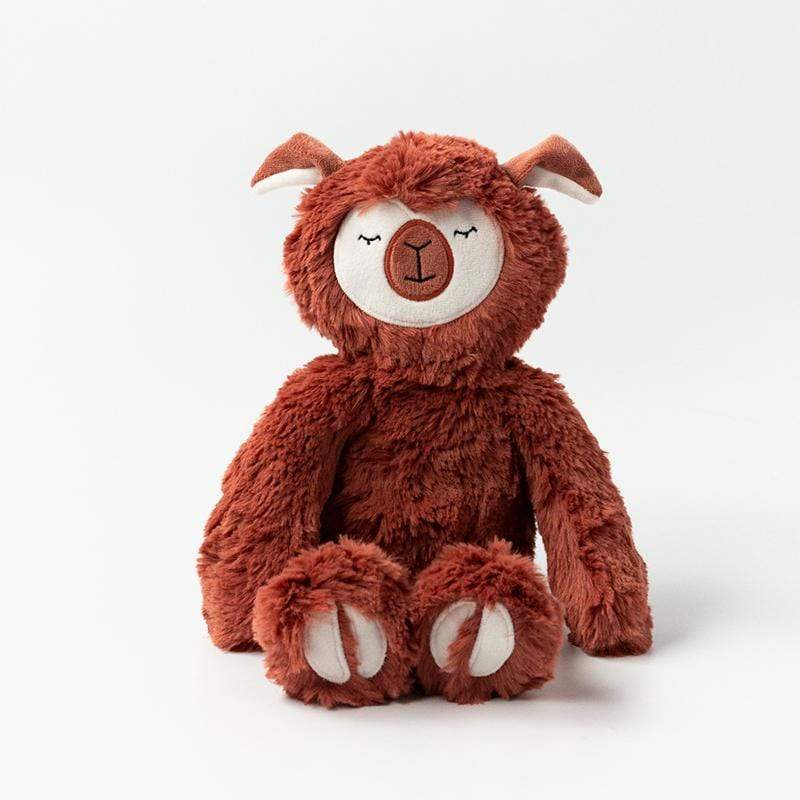 Alpaca Kin in a copper color