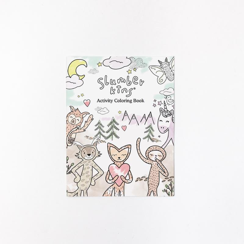 Slumberkins Spring Activity Book 2021