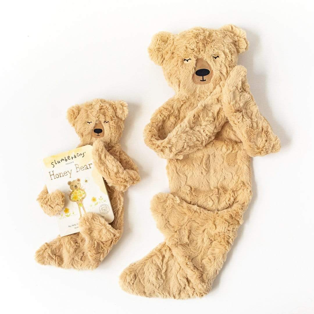 Honey Bear Snuggler Single