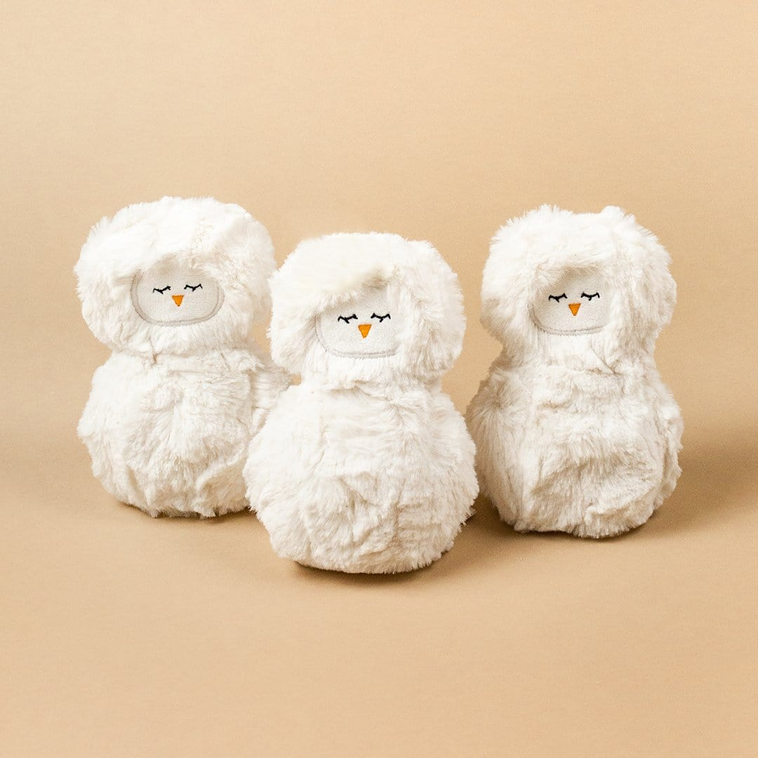 Ivory Sleepy Peep Mini
