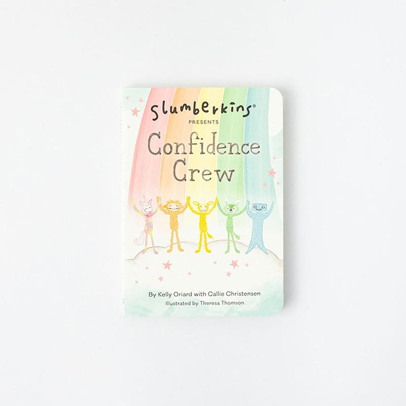 Confidence Crew Board Book