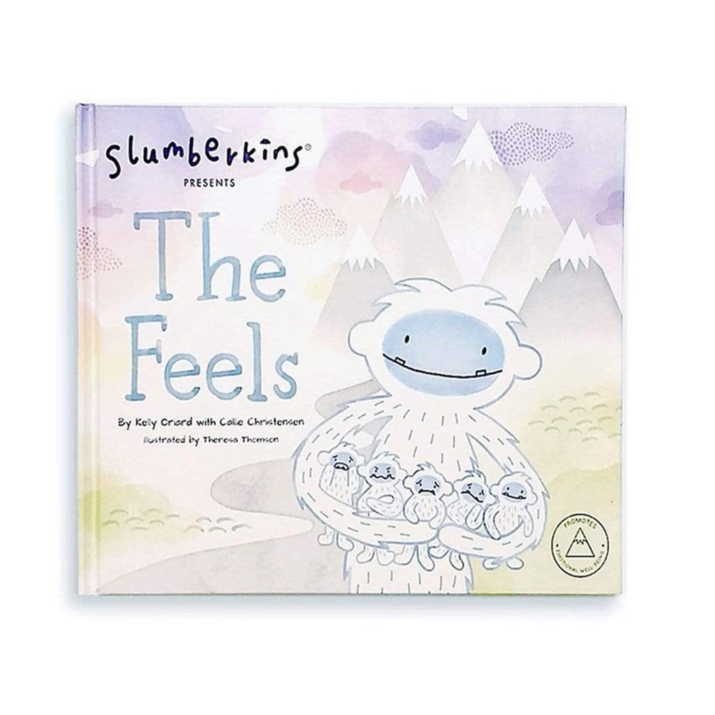 Children's book teaching emotion identification, emotional well being & coping skills