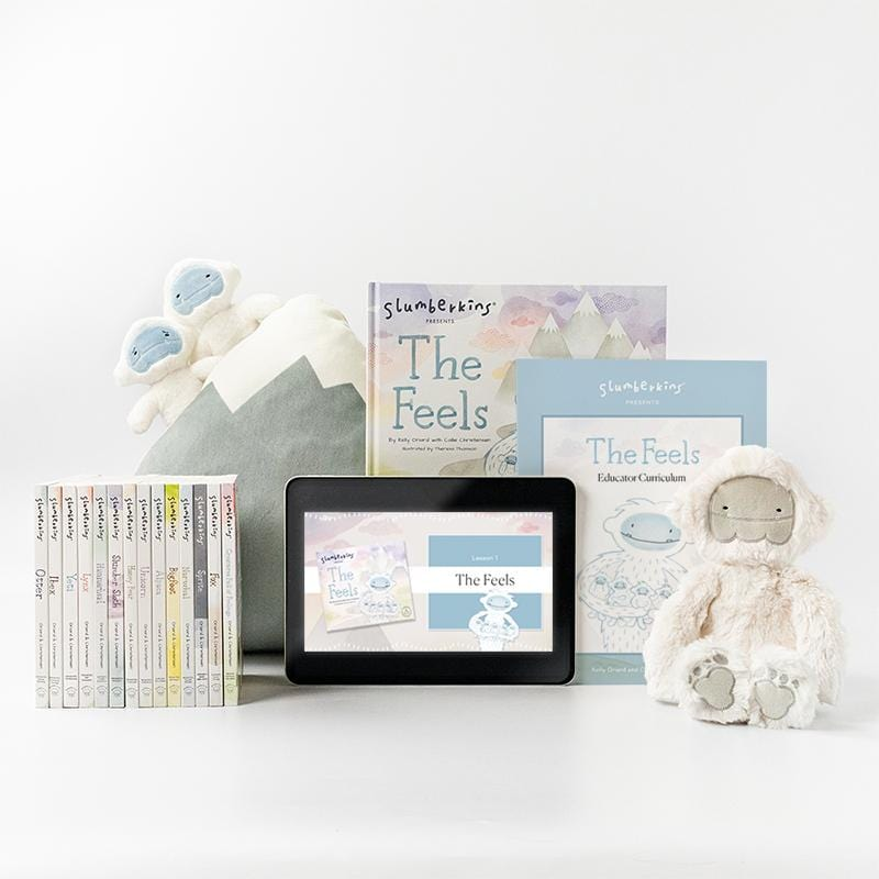 Discover All The Feels Educator Kit