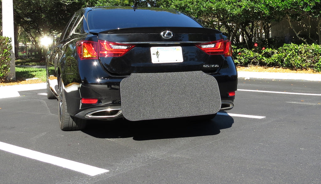 The Ultimate Bumper Protector, Rear Bumper Guard, Scratch Protector