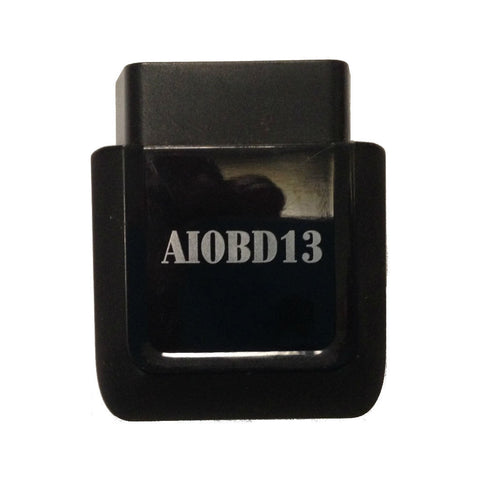 AIOBD13 - Diagnostic Tool and Intermittent Fault Finder for Smartphones and Tablets