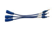 ALTKF25M Flat Wire 2.5 (3 Pack) Male. Part of ATLK96.